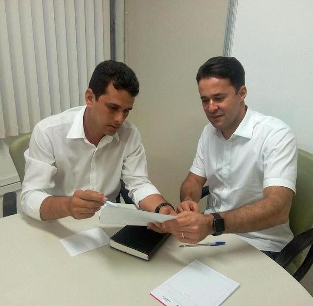 Vereador Márcio do Curado deixa a base de Anderson Ferreira e alega falta de compromisso do prefeito com Jaboatão