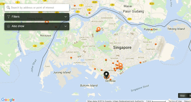 Sentosa Nature Discovery Singapore Map,Map of Sentosa Nature Discovery Singapore,Tourist Attractions in Singapore,Things to do in Singapore,Sentosa Nature Discovery Singapore accommodation destinations attractions hotels map reviews photos pictures