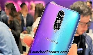 These are the latest mobile phones of the companionship Oppo R17x Pro as well as R17x Neo are launched