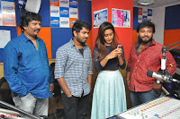 Shravya in skirt and tight top at Vana Villu Movie First Song launch at radio city 91.1 FM ~  Exclusive 130.JPG