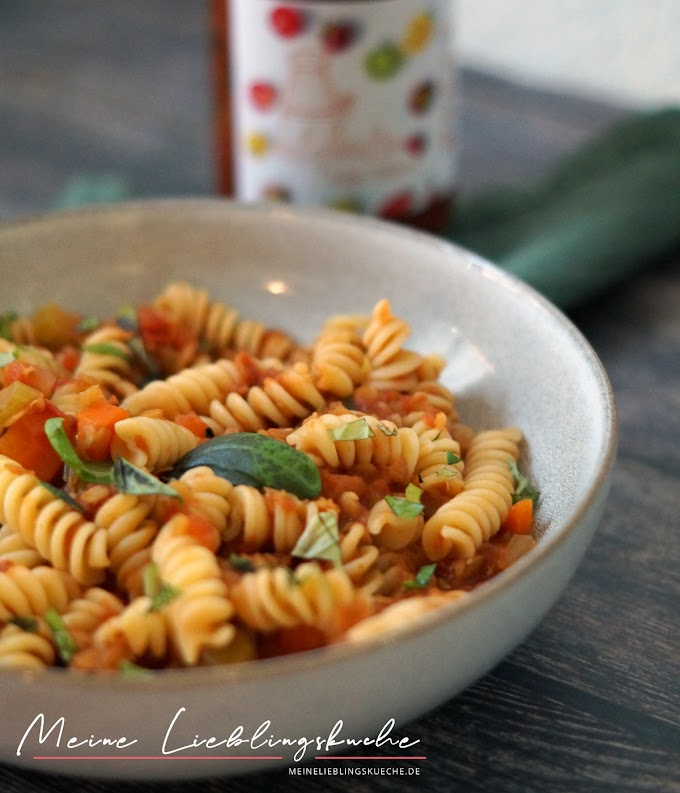 Getestet: Pasta Saucen von aldente Sugo italiano