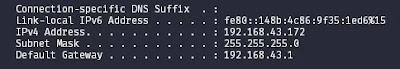 IP Laptop / OS Asli