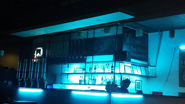 Armada bar in BF Homes, Parañaque.
