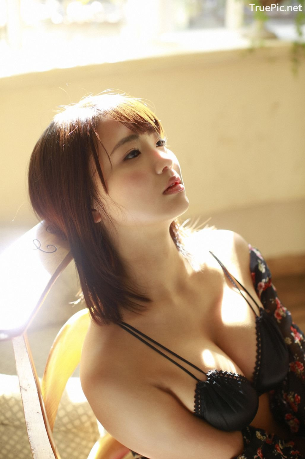 Image-Japanese-Actress-And-Model-Natsumi-Hirajima-Sexy-Lingerie-Queen-TruePic.net- Picture-6