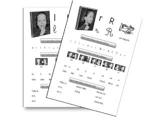 بطاقات حروف وصور وكلمات لتعلم اللغة الفرنسية بطريقة مبسطة ورائعة