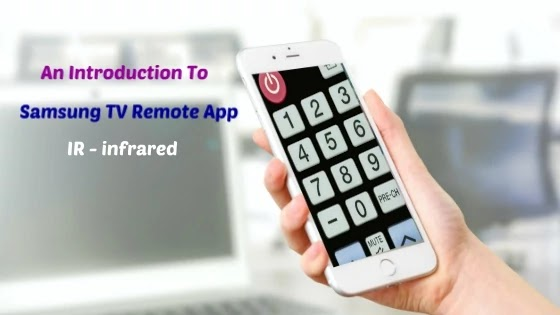 Samsung TV Remote App