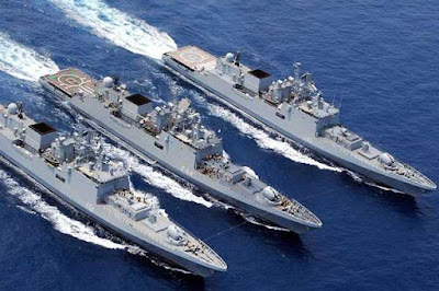 First Indian Shipyard To Build 100 Warships