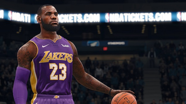 NBA Live 19 New Features