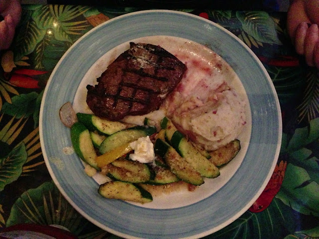 Rainforest Cafe Steak