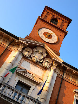 Paradiso palace,Ferrara,Italy-Palazzo Paradiso,Ferrara,Italy