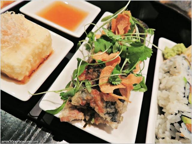 Dine Out Boston Marzo 2016: Oishii