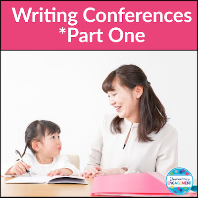 This post shares strategies to prepare for independent writing conferences.  It includes suggestions and resources to find appropriate writing goals for your students.