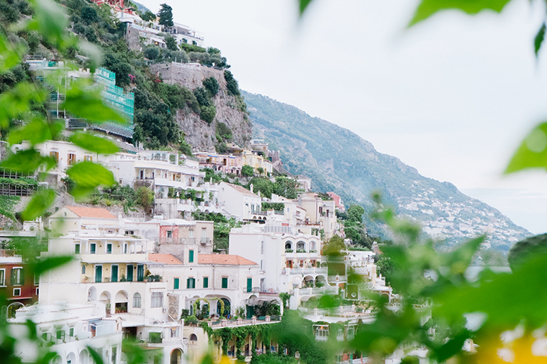 Positano Views - 12 Days in Italy