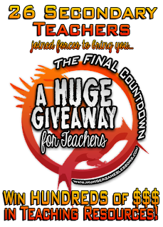 Enormous Giveaway to Celebrate #CatchingFire