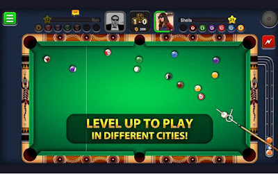 Ball Pool Hack Mod Apk Terbaru yang sanggup kalian mainkan di Smartphone 8 Ball Pool MOD APK v4.0.2 (Guideline Trick) 100% Work No Root!