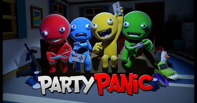 تحميل لعبة party panic