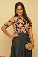 Sowmya Venugopal in Anarkali Dress at Kalamandir Foundation 7th anniversary Celebrations ~  Actress Galleries 035.JPG