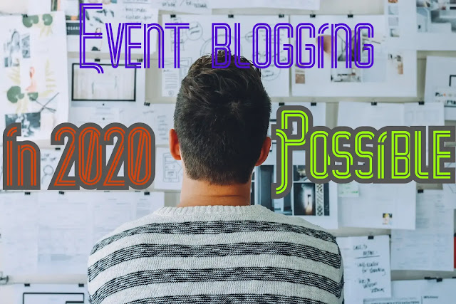 What is Event Blog?, How to start a Event Blog?