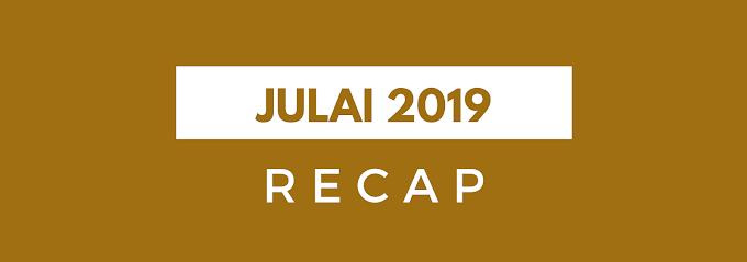 Recap Julai 2019