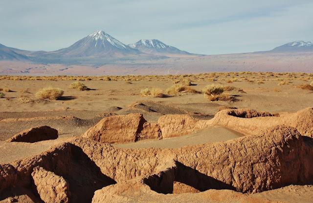 Turismo comunitário e sustentável no Ayllu de Coyo, no Deserto do Atacama.