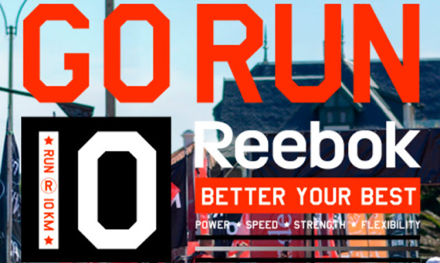 10k Reebok Montevideo - Go Run 10 km - Better your best (19/nov/2016)