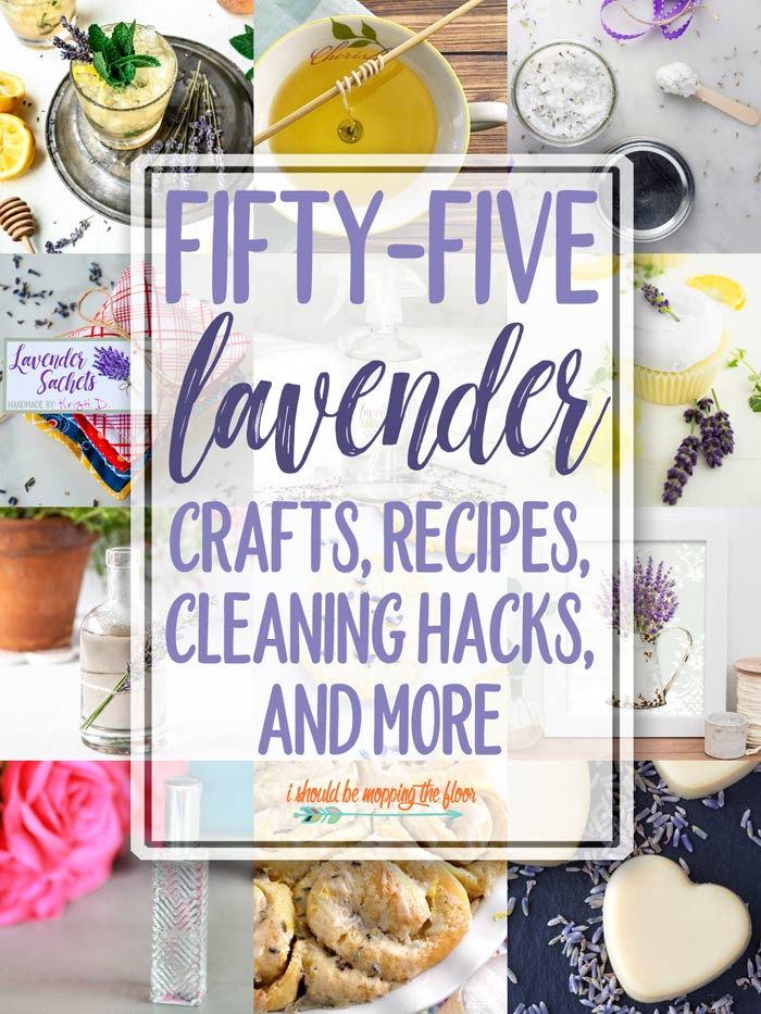 Lavender Crafts and Recipes