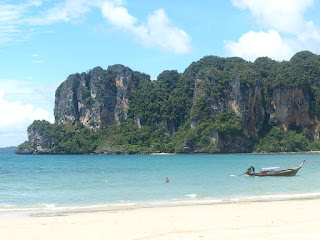 West Railay Beach Tailandia