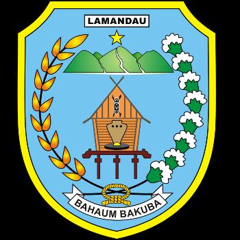 Logo Kabupaten Lamandau PNG