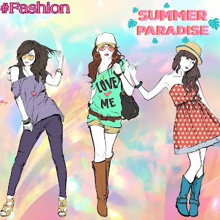 Summer Colours, Outfit of Summer, Spring Boutique, Rainy Summer Fashion, Spring Summer Fashion, Summer Fashion World