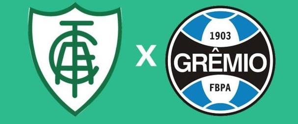 Assistir Grêmio x América-MG ao vivo online