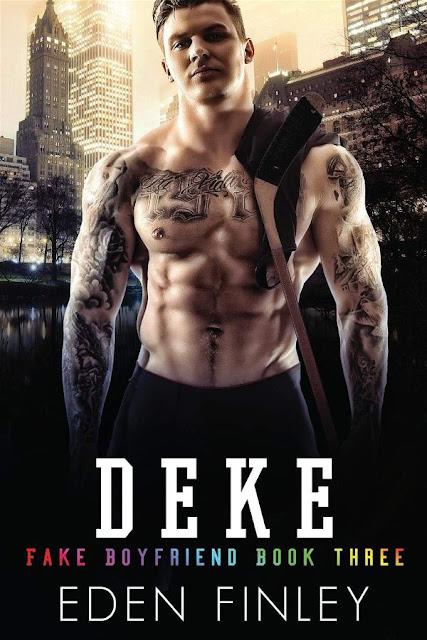 Deke   Fake boyfriend #3   Eden Finley