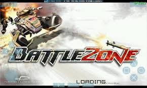 BattleZone PSP PPSSPP
