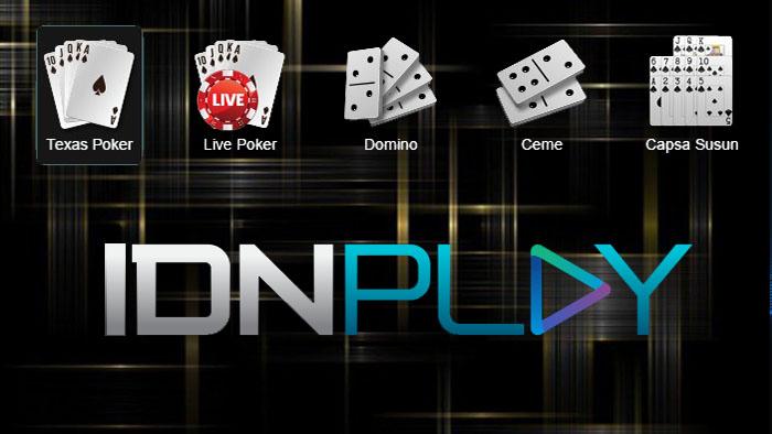 Situs Poker Idn Play Terpercaya