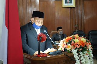 LKPJ Walikota 2019, DPRD Kota Mojokerto Beri 16 Catatan