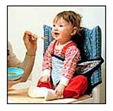 Съемное сиденье для детей, фото