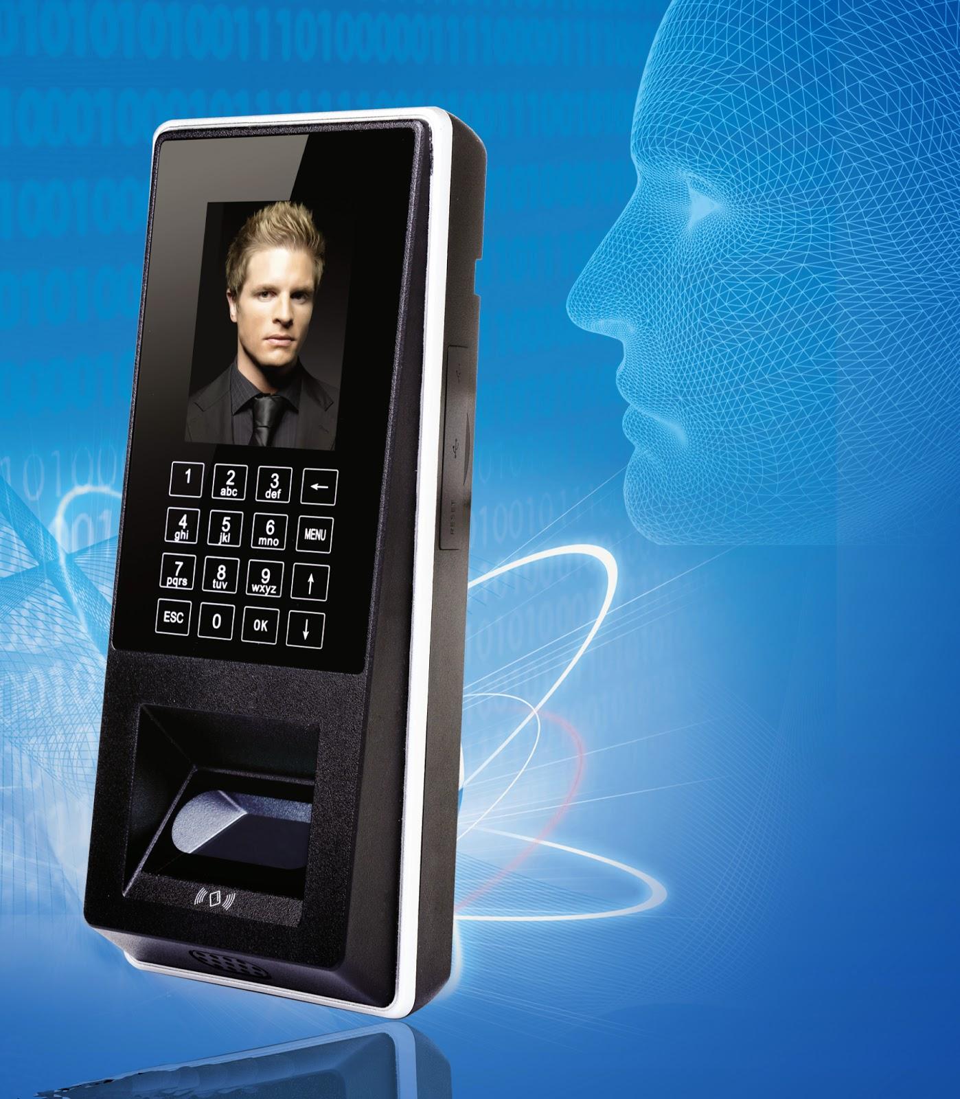 Control de Accesos y Presencia por Reconocimiento Facial 3D F110