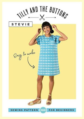 Stevie Tunic Tilly and the buttons