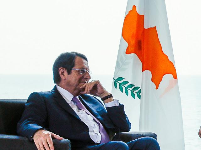 Ο Πρόεδρος Αναστασιάδης μας προετοιμάζει για δύο κράτη