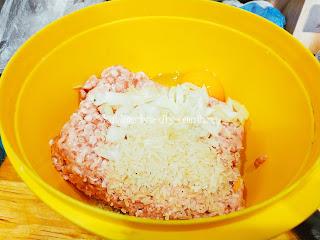 Рагу с фрикадельками и картофелем