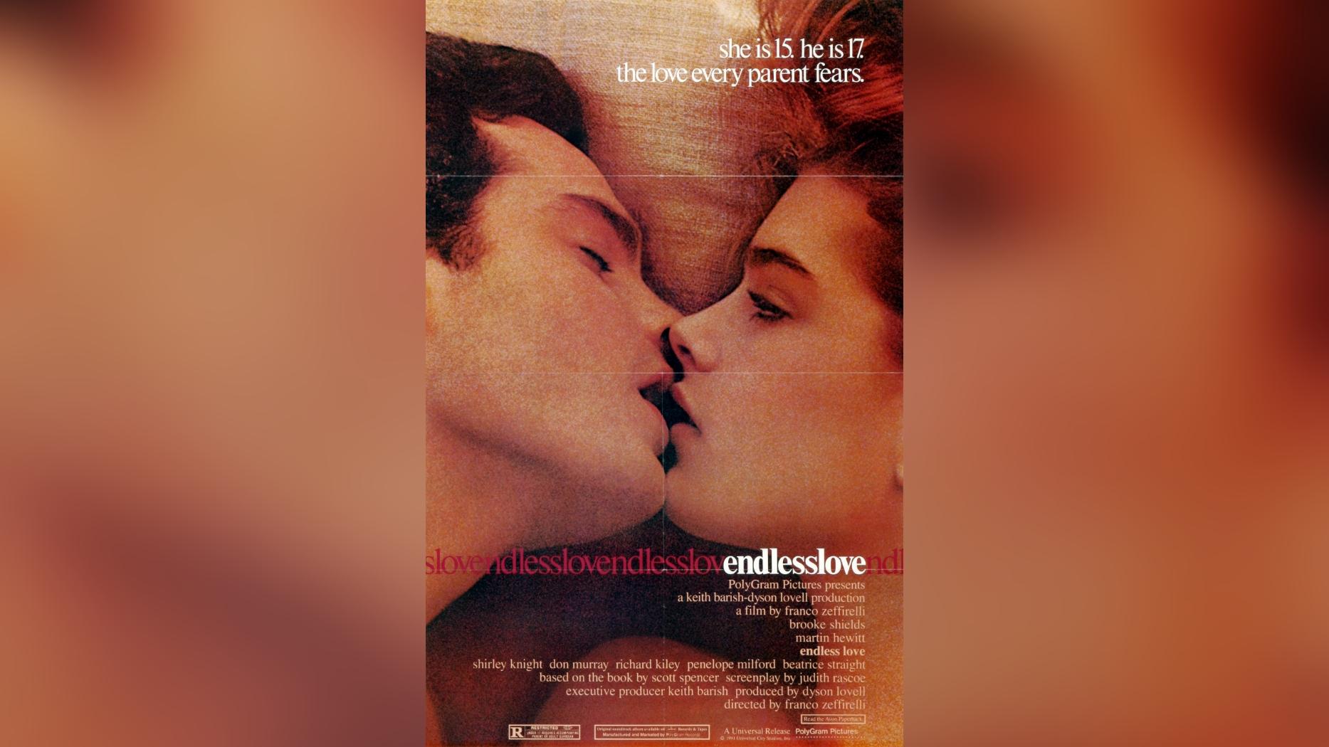 Endless Love Martin Hewitt David Axelrod Brooke Shields Jade Butterfield Universal Pictures