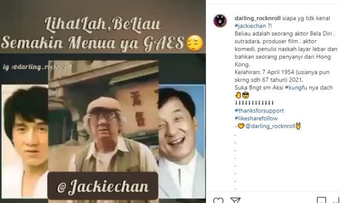 Fakta Video Jackie Chan 2021