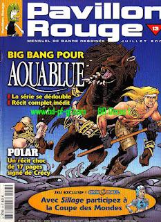 big bang pour Aquablue