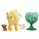 My Little Pony Action Play Pack Wave 1 Applejack Brushable Pony