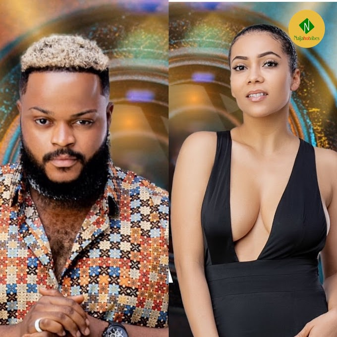 """BBNaija 2021: """"You're A Fool If You Think Maria Likes You Because She Calls You Babe"""" White Money (Video)"""