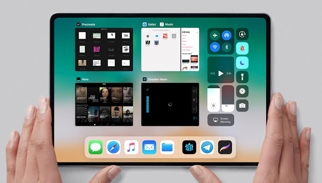 Apple-present%25C3%25B3-nuevo-y-poderoso-iPad-Pro-2018-06 Apple introduced its new iPad Pro 2018, and it is absolutely great to templates