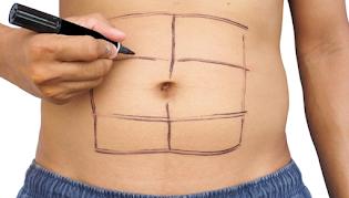 Alimentos a evitar si queremos marcar abdominal