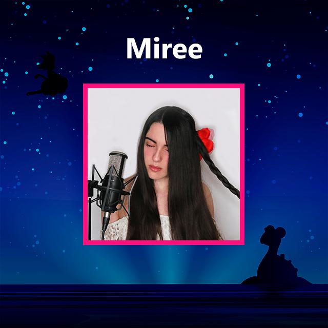 Imagen con el logotipo de Miree