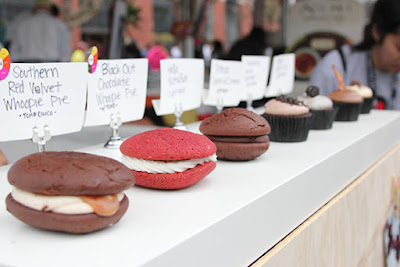 Whoopie Pies and Cupcakes 20th Annual Ghirardelli Chocolate Festival