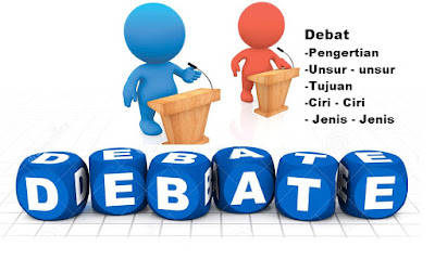 Pengertian debat - pustakapengetahuan.com