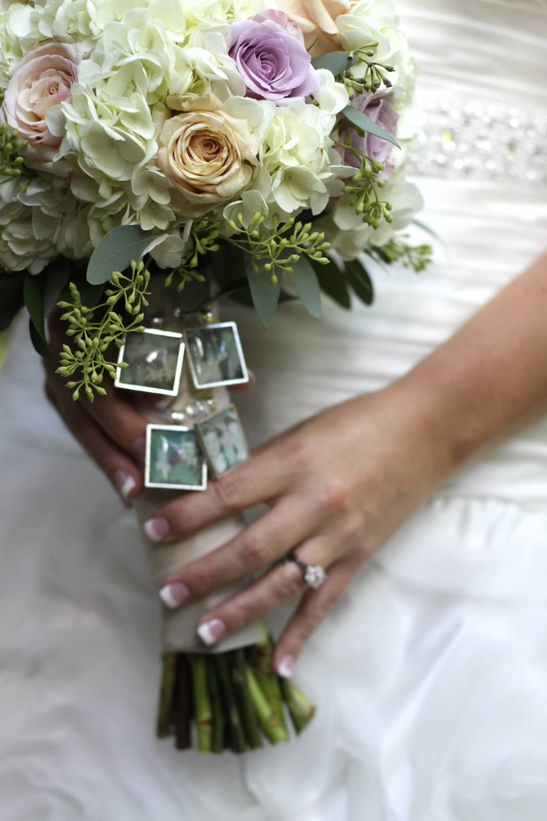charms for wedding bouquets the humphreys estate 2564